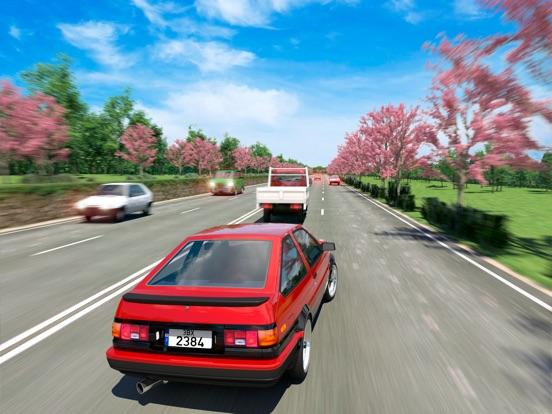 Japanese Road Racer на iPad