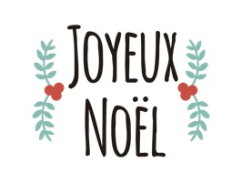 Celebrate Christmas this year with a beautiful hand-drawn iMessage sticker by Parisian Artist Christophe Martineau