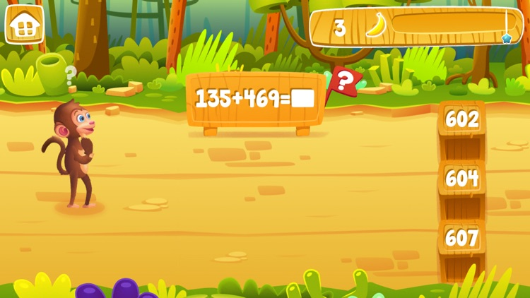 Math Jungle : Grade 2