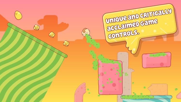 Eggggg - The Platform Puker screenshot-3