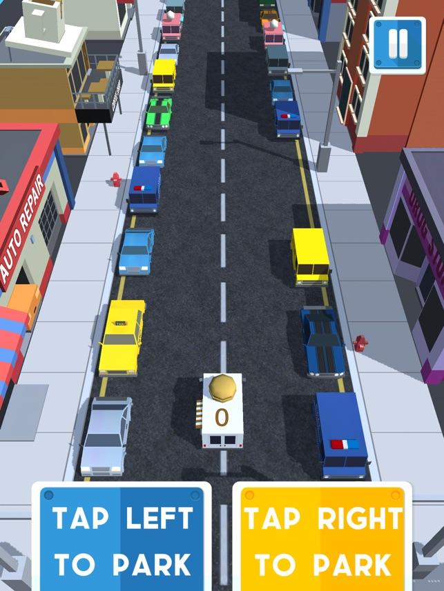 Handbrake Valet Screenshot