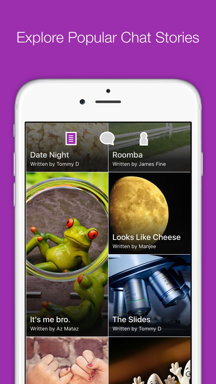 Storyline: Chat Stories to Keep You Hooked Screenshot