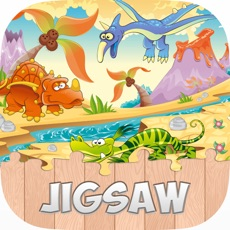 Activities of Dinosaurs Jigsaw Game HD - For Kids Toddler Puzzle
