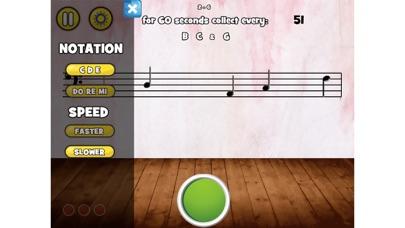 Bass Cat - 楽譜の読み方を学びましょう screenshot1