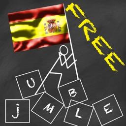 Jumble Palabra Free