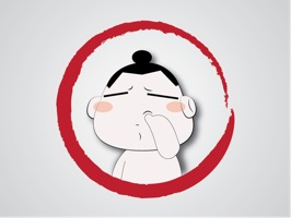Sumo Stickers - emoji for iMessage
