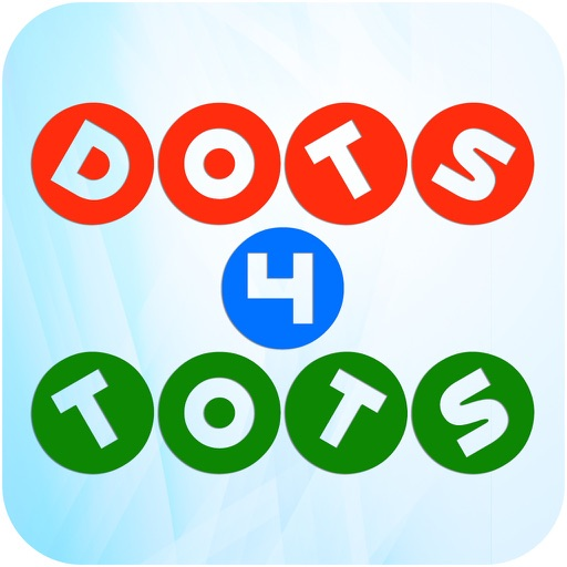 Dots for tots Free - teach toddlers to draw, count and alphabet