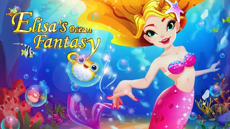 Elisa's Ocean Fantasy