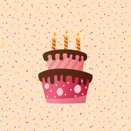 HBD - Happy Birthday Stickers