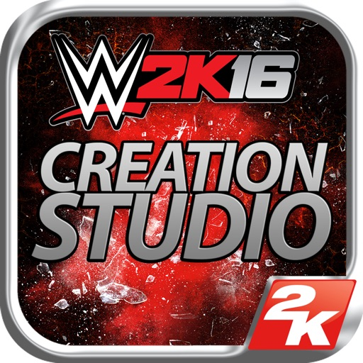WWE 2K16 Creation Studio icon
