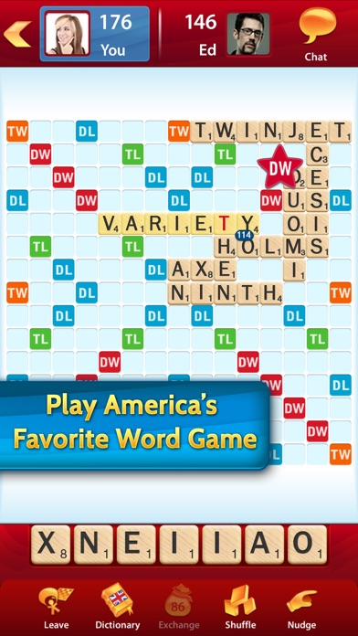 Screenshot for SCRABBLE Premium in United States App Store
