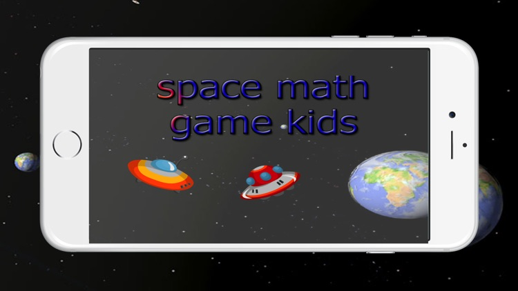 Monster Space Math : Addition And Subtract For Kid