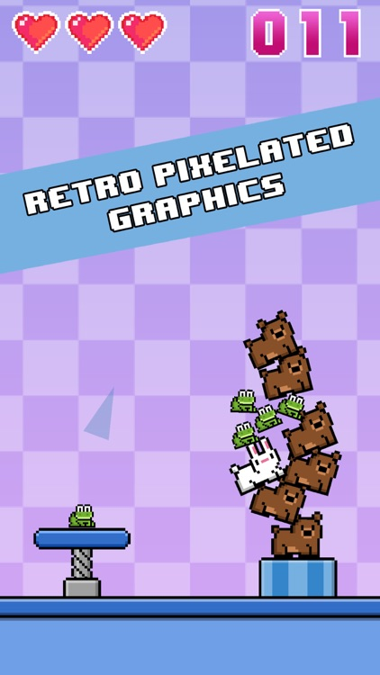 Pet-A-Pult - Pixel Challenge screenshot-1