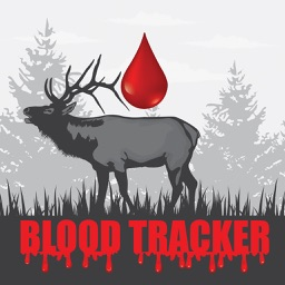 Elk Hunting Blood Tracker - Elk Hunting App