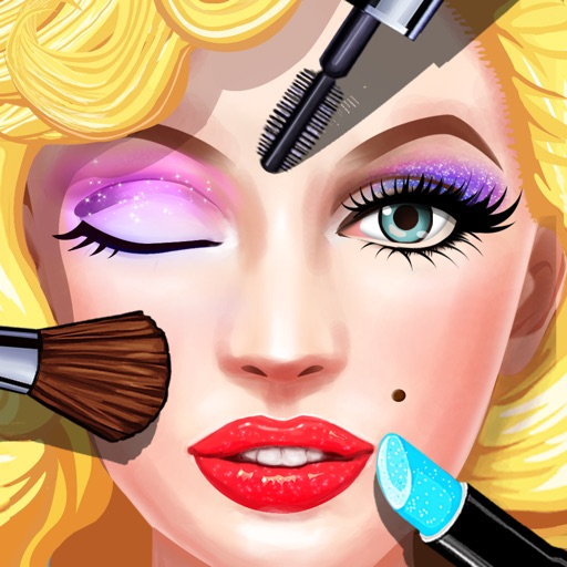 Celebrity Fashion Salon - kids games iOS App