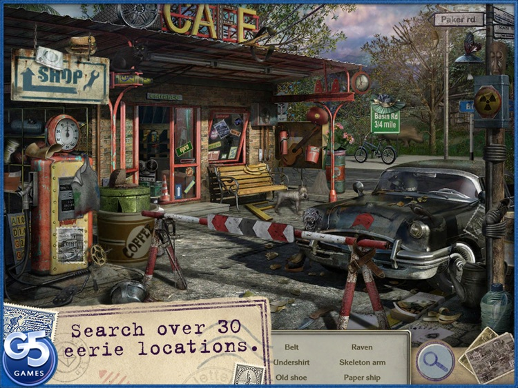 Letters from Nowhere® 2 HD (Full) screenshot-1