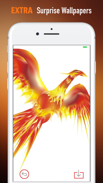 Phoenix Bird Wallpapers HD: Quotes and Pictures screenshot-2