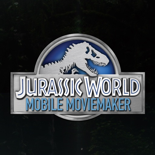 Jurassic World Mobile MovieMaker icon