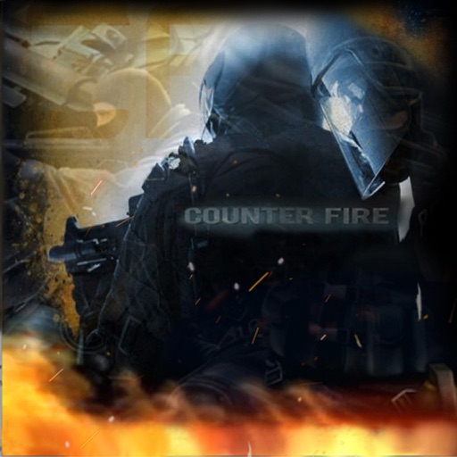 Counter Fire 4 GO Team Strike 3D VR