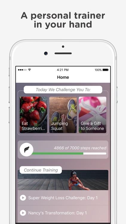 Fitonomy - Fitness Challenge