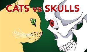 Cats vs Skulls