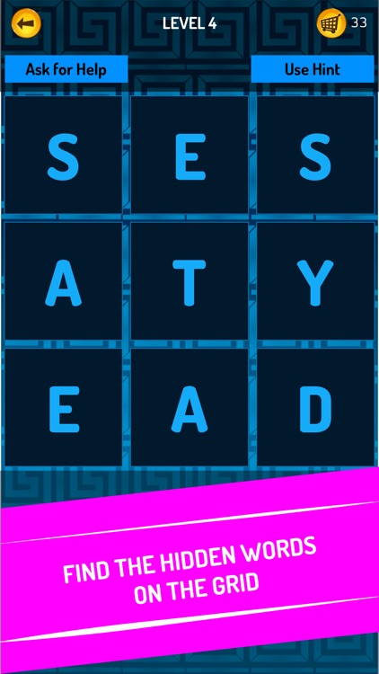Wonder Words -  Word Search screenshot-2