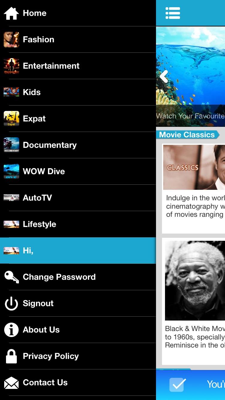 WOWtv NOW Screenshot