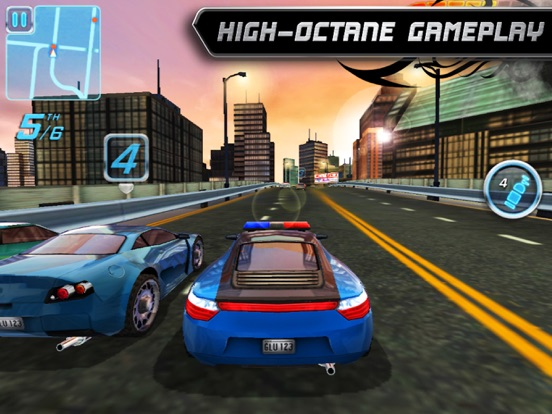 Rogue Racing: PinkSlip для iPad