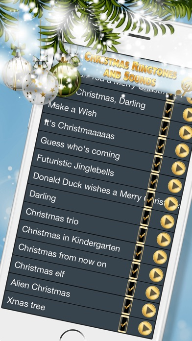 christmas ringtones and sounds best free music - Christmas Ringtones Free