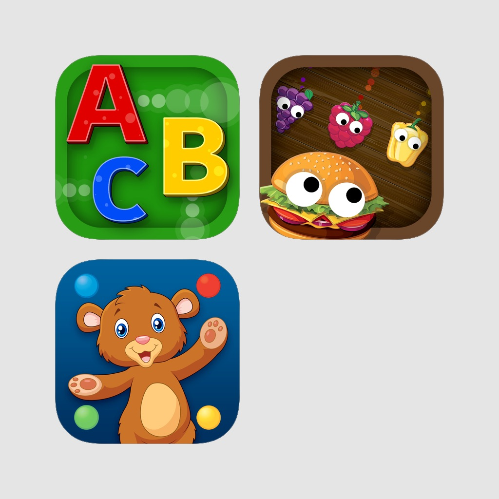 Smart Baby 3-in-1 Box: Educational Games for Toddlers