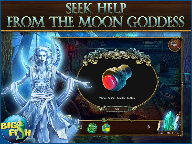 Mayan Prophecies: Blood Moon HD - A Hidden Object Adventure (Full)