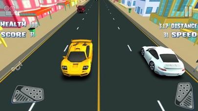 トップのレースゲーム 最高の3Dレースゲーム 子供のための無料の楽しい車の挑戦のおすすめ画像4