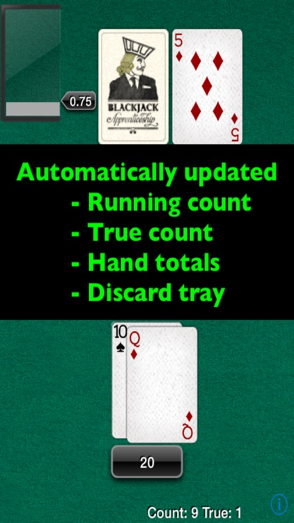 Blackjack Card Counting Trainer Pro screenshot-4