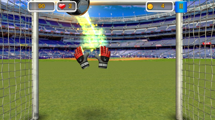 Super Goalkeeper screenshot-1