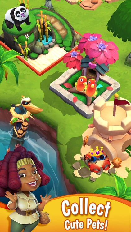 Paradise Bay screenshot-3