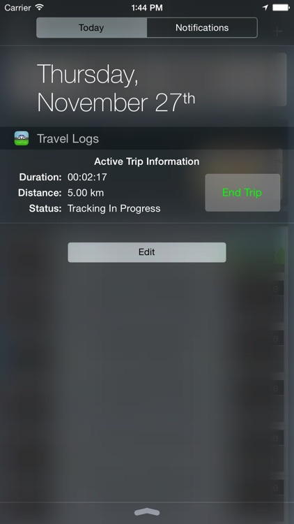 Travel Logs - Vehicle Logbook screenshot-4