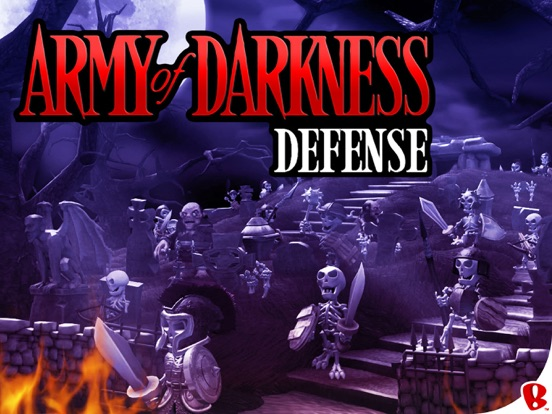Army of Darkness Defense на iPad