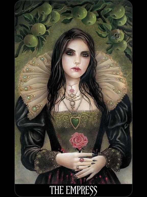 The Tarot of Vampyres-ipad-1