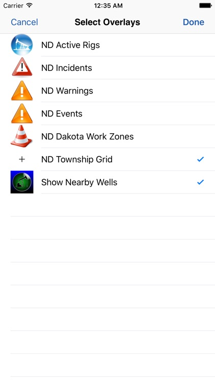WellSite Navigator North Dakota screenshot-3
