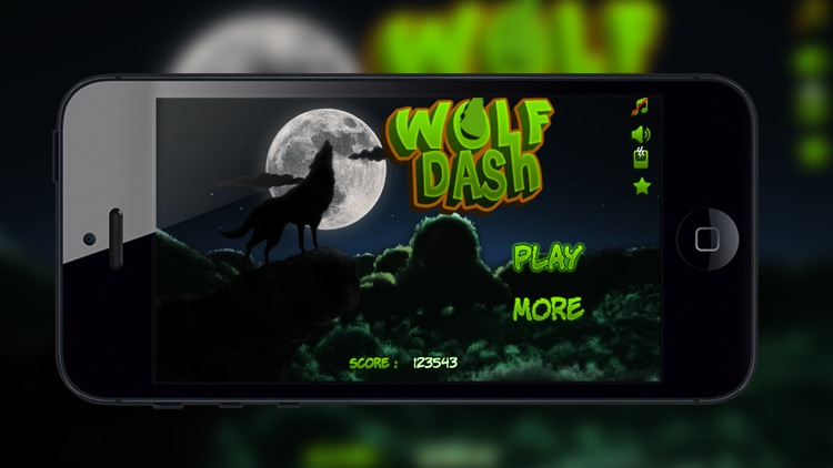 Angry Wolf Attack-Life of Wolf screenshot-4