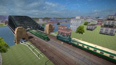 美国模拟火车2016年 App 截图