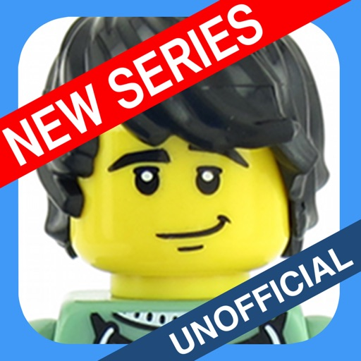 MyMinis - Lego Minifig Collector with Touch Guide