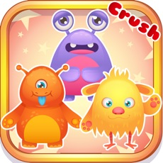 Activities of Cute Monster crush : - A high fun matching game of pretty monsters for free