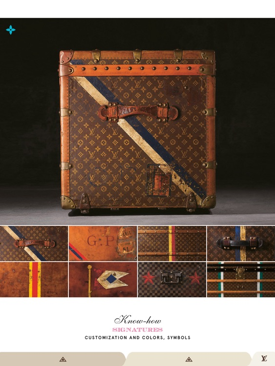 Louis Vuitton 100 Legendary Trunks
