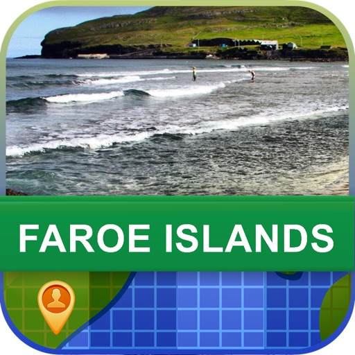 Offline Faroe Islands Map - World Offline Maps