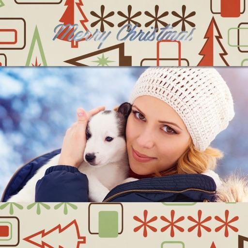 Santa Picture Frame - Art Photo frame iOS App