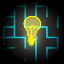 地下迷宫(underground maze)-超级虐心的迷宫游戏,比aa,2048,打飞机,刀塔传奇,不踩白块儿,微信,支付宝更好玩虐心有口碑的游戏