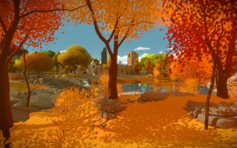 Screenshot #2 pour The Witness