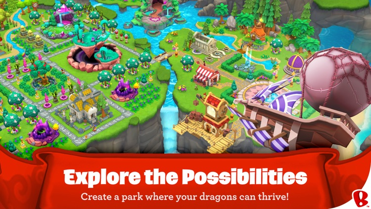DragonVale World screenshot-3