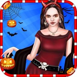Halloween Monster Girl Makeover